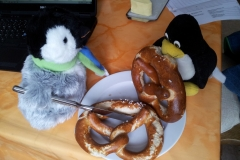 Brotzeit!